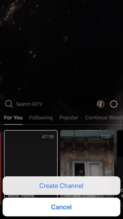 igtv stand alone app vs inside instagram img 7717 copy