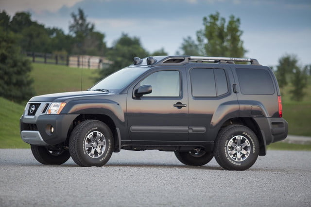 Nissan S Old School Xterra Suv Won T Be Climbing Mountains Anymore