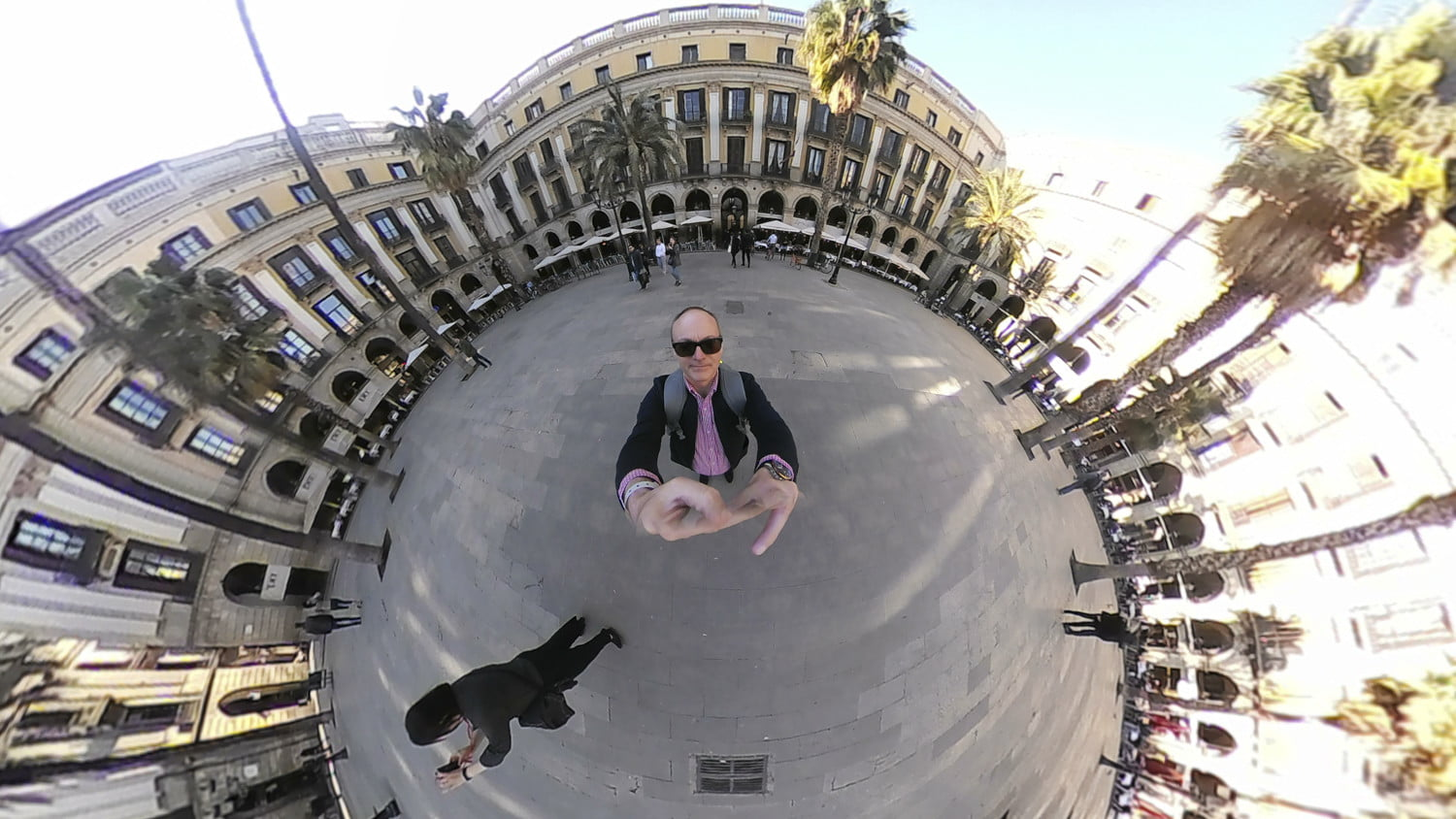 insta360 air is the easiest 360