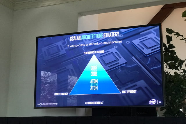 intel foveros annoncement arch day 2