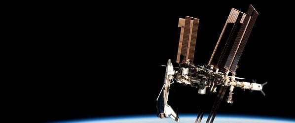 If you want to visit the ISS, you'd better start saving. And working out, too