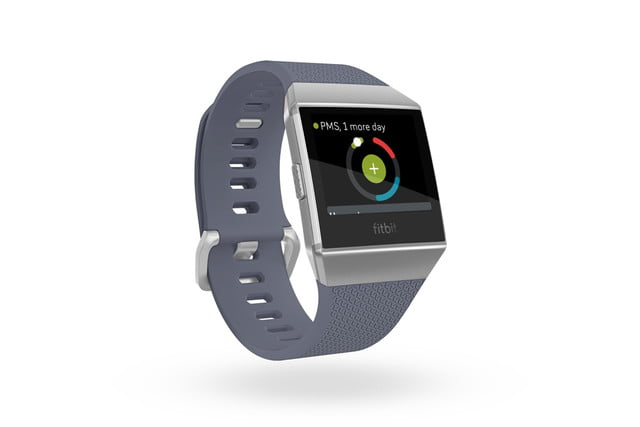 Fitbit Ionic and Clue App