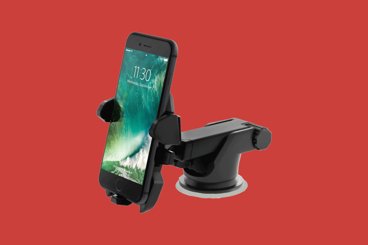 drive distraction free with a smartphone car mount iottie