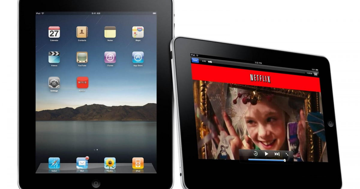 Netflix 1080p Streaming On The New Ipad Is On Our