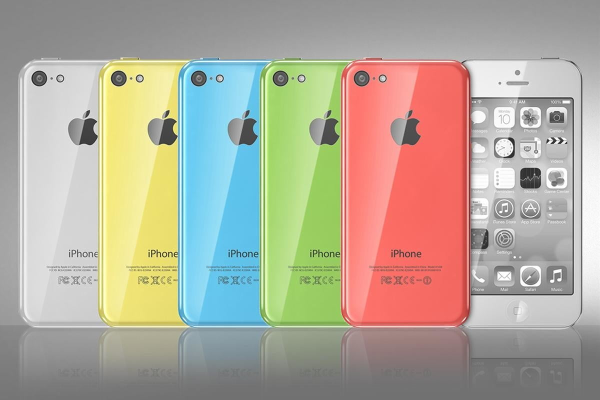 iPhone 5C: What Does the \'C\' Stand for?   Digital Trends