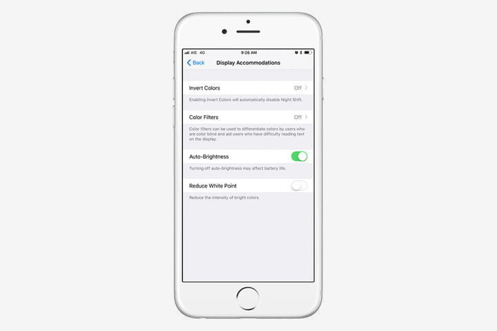 iphone 7 tips and tricks auto brightness