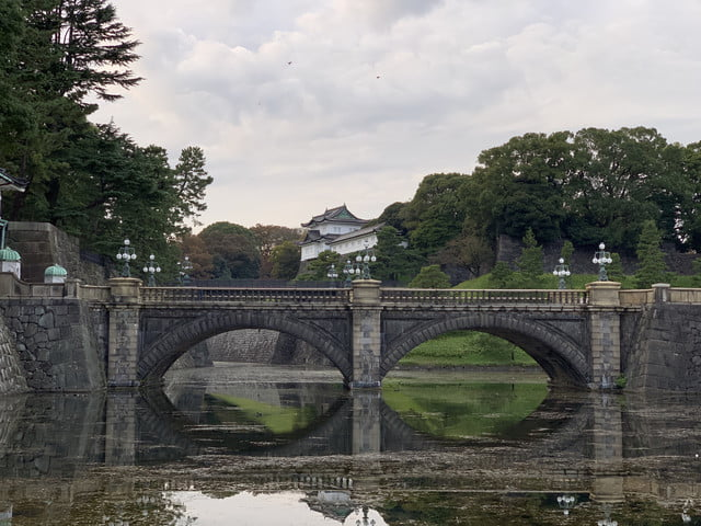 iPhone XS Max Optical zoom vs. Digital zoom: Imperial Palace