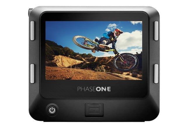 phase one iq250 is worlds first cmos based medium format digital back straight