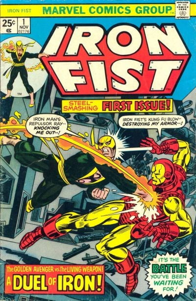 Marvel's Iron Fist: News, Rumors, Cast, and Trailers ...