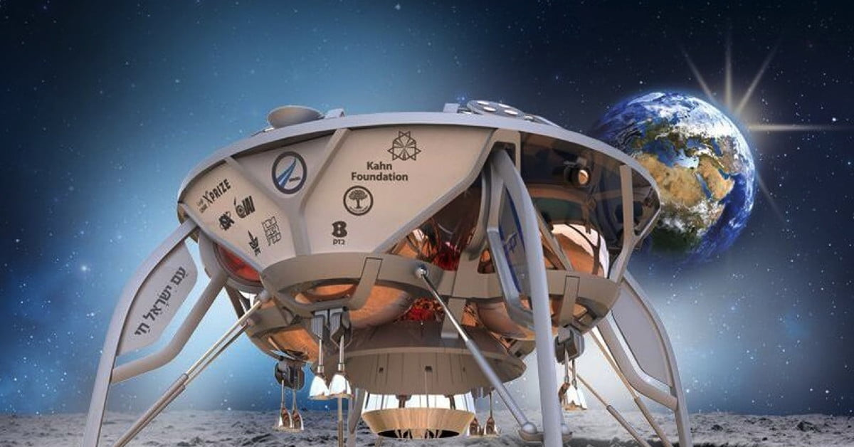 Space Launch Could Make Israel Fourth Country To Land On