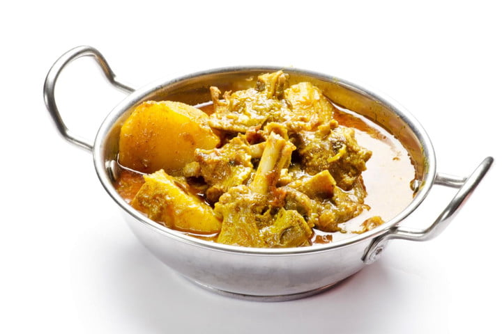 christmas dinner around the world jamaican curried goat