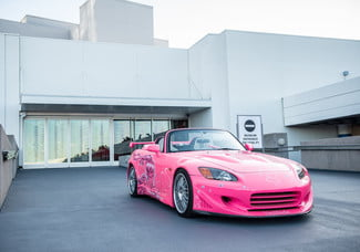 petersen automotive museum japanese car cruise in at 2