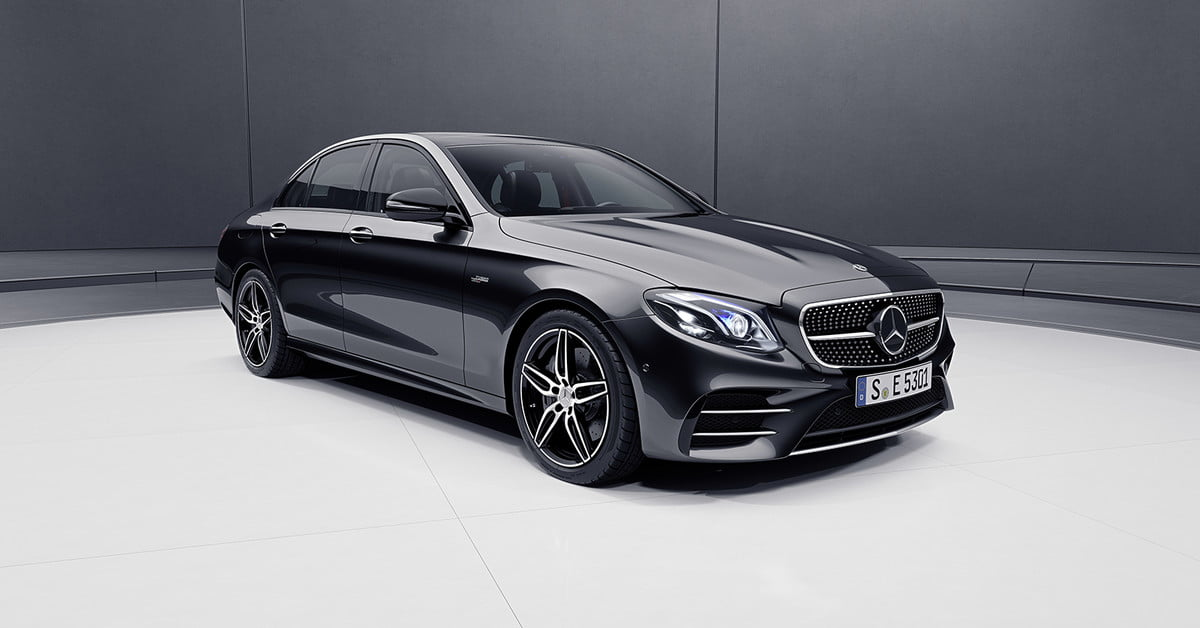 2019 Mercedes-AMG E 53 Lineup Gets New 48-Volt System and Inline-Six