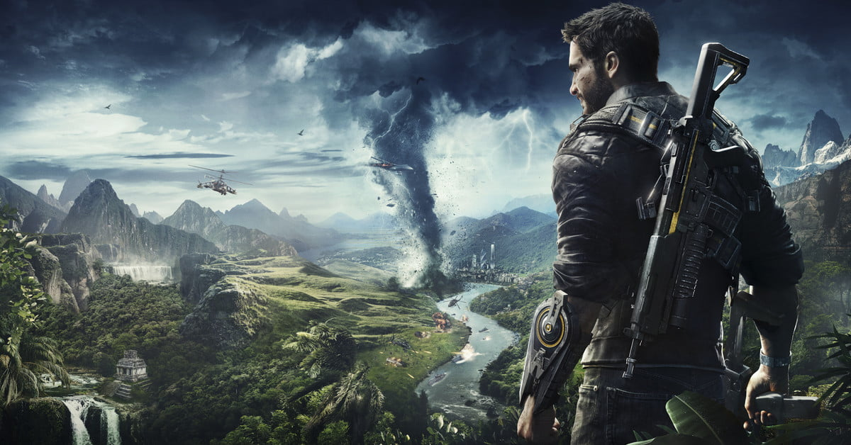 'Just Cause 4' lets you use anything, even the weather, as a weapon.
