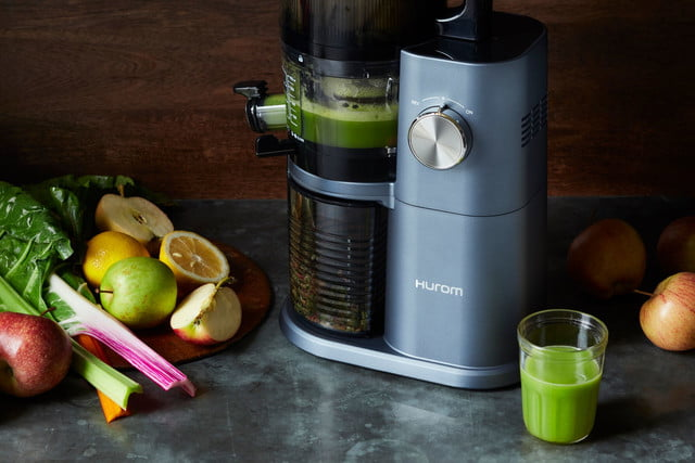 Hurom Debuts New H Ai Self Feeding Juicer So You Can Do