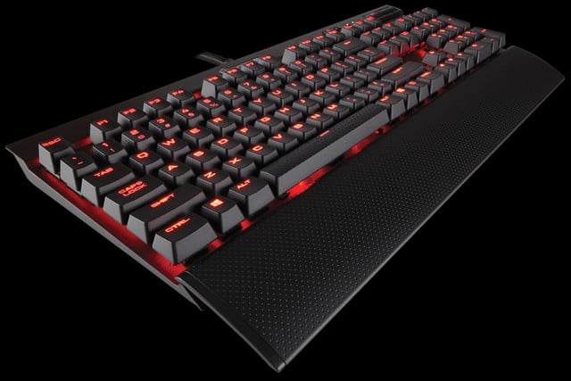 Corsair Dishes Out Three New 'Lux' Mechanical Keyboards