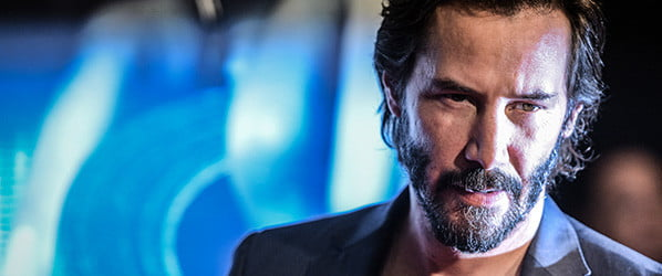 Keanu Reeves shares 'Bill and Ted 3' plot, questions the nature of his reality