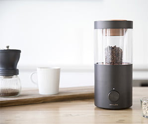 Awesome Tech You Can't Buy Yet: Home coffee roasters, wooden coding bots, and more