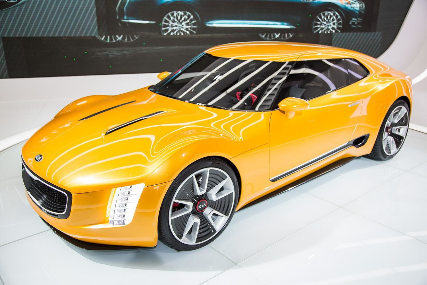 Kia Gt4 Stinger Concept Full Specs Photos And Performance Digital Trends