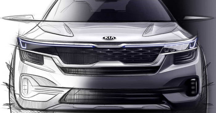 2020 Kia Seltos is Small on Size and Price but Big on Tech ...