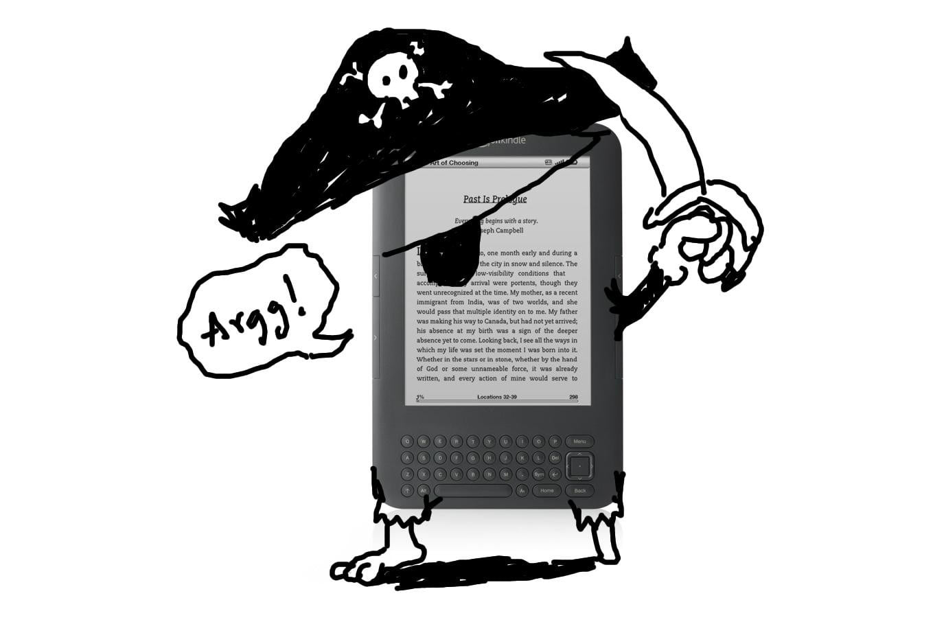 It's Safer To Pirate Ebooks Than Purchase Them Yourself Digital Trends