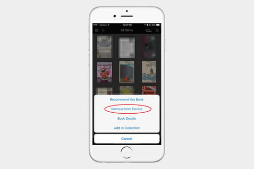 How to Remove Books From a Kindle, or Archive Them   Digital