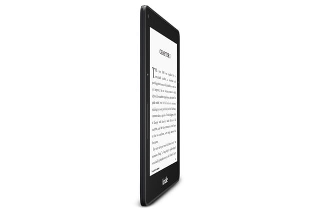 amazon launches high end voyage e reader kindle angle press image