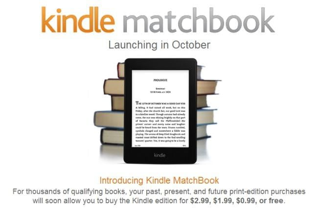 Kindle matchbook alternatives other ways to digitize your paper kindle matchbook alternatives other ways to digitize your paper books digital trends fandeluxe Image collections