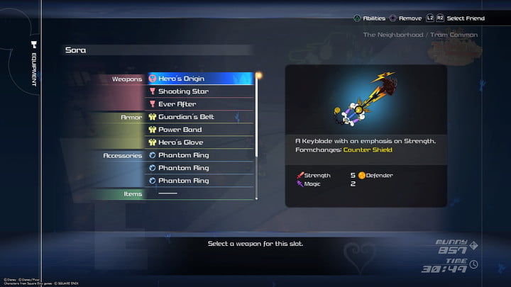 Kingdom Hearts 3': All Keyblades and How to Unlock Them | Digital Trends