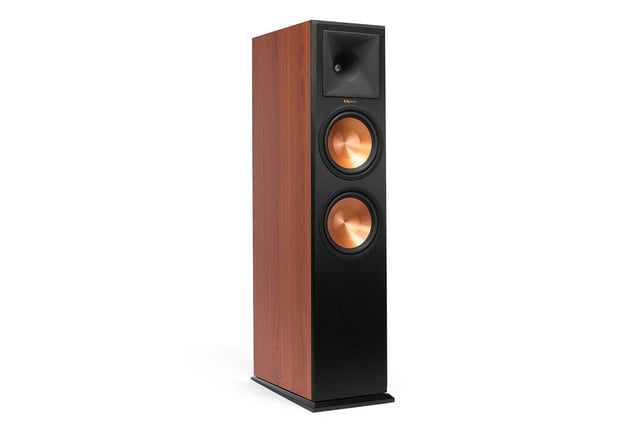 klipsch reference premier speaker system debuts at ces 2015 280f angle cherry