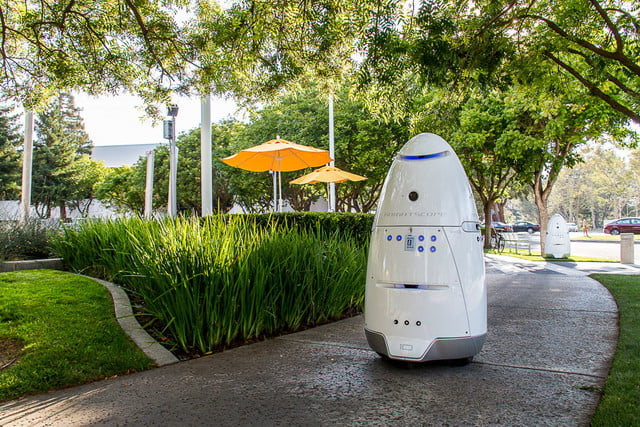 security robot knightscope k5 8165 edit