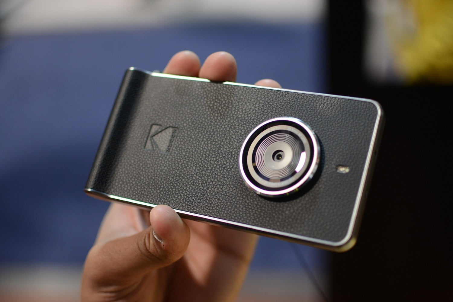 kodak ektra android phone our first impressions specs release
