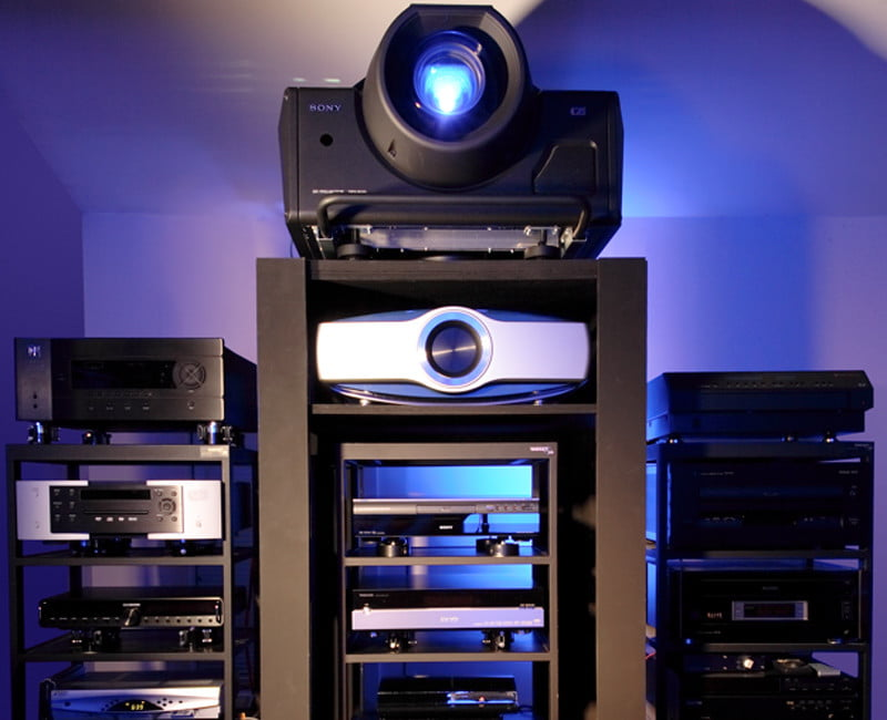 cine beta kipnis studio standard 6 million kss home theater the projection booth & When money is no object you let this guy build your home theater ...