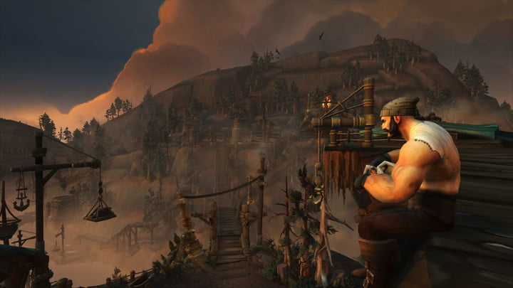 world of warcraft allied races guide kul tiran landscape