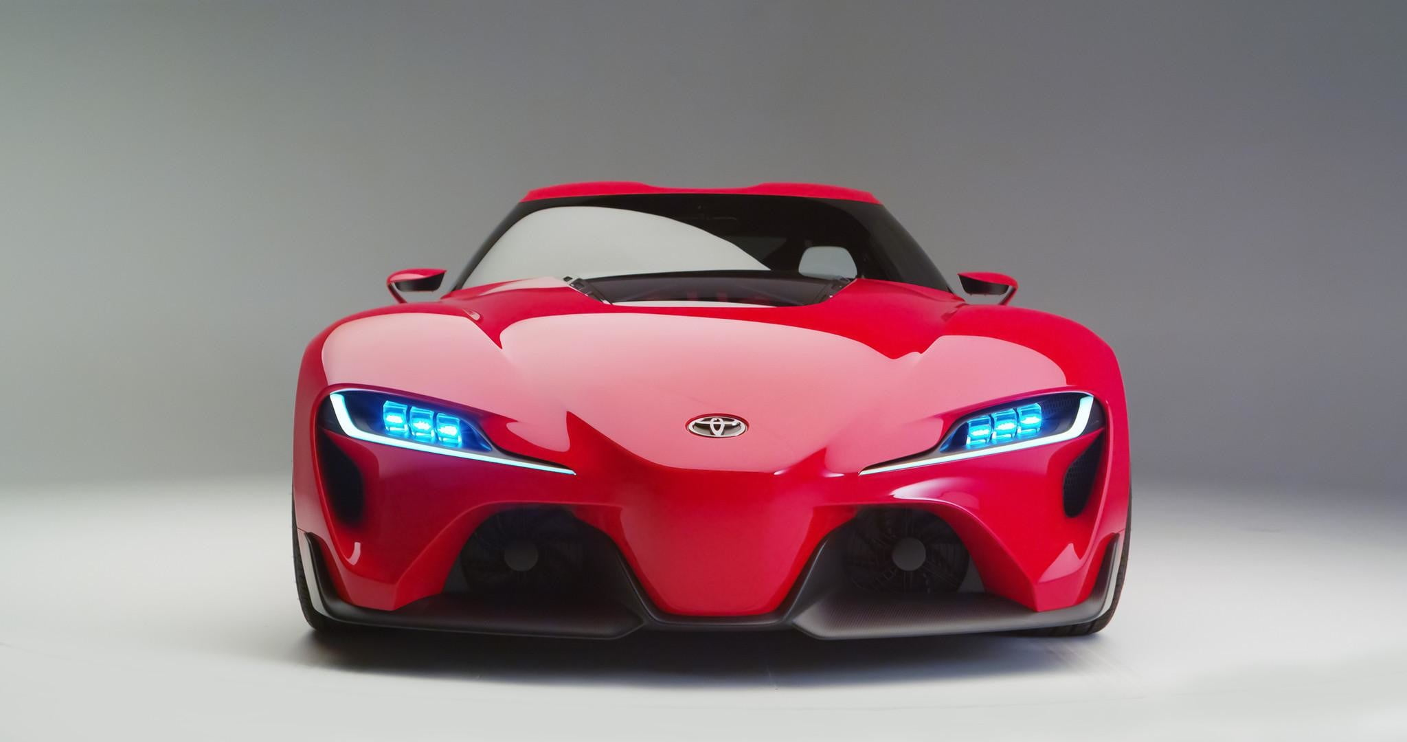 Next gen Toyota Supra rumors revived by a renewed trademark