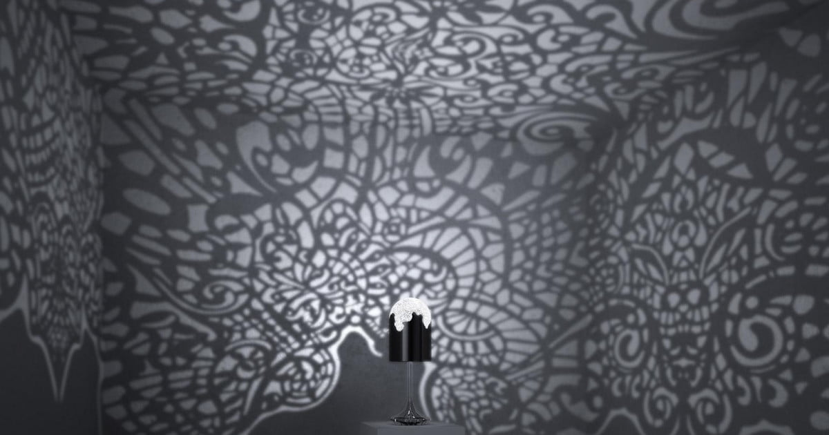 3d Printed Lacelamps Cast Wild Shadow Patterns Onto Your