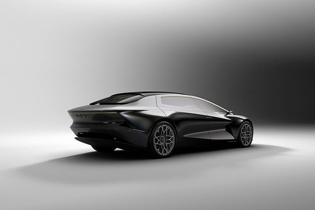 Aston Martin Lagonda Vision Concept Previews An Electric Limousine