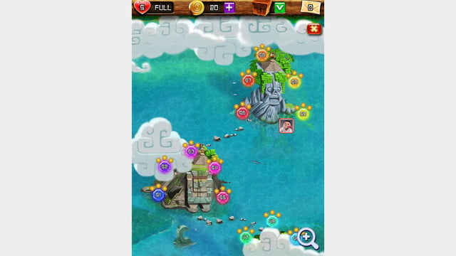 5 iphone games you need to play this week languinis  match and spell screen7