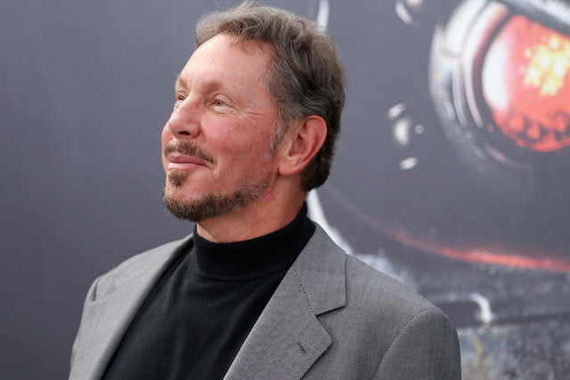 how to dress like a tech ceo larry ellison  turtleneck and blazer