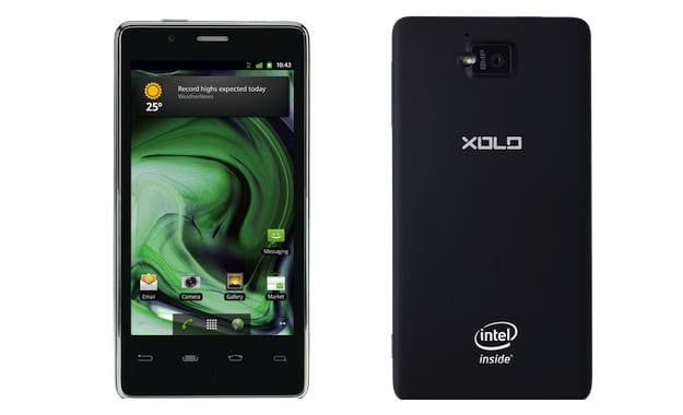 World's first smartphone powered by Intel's Medfield ...