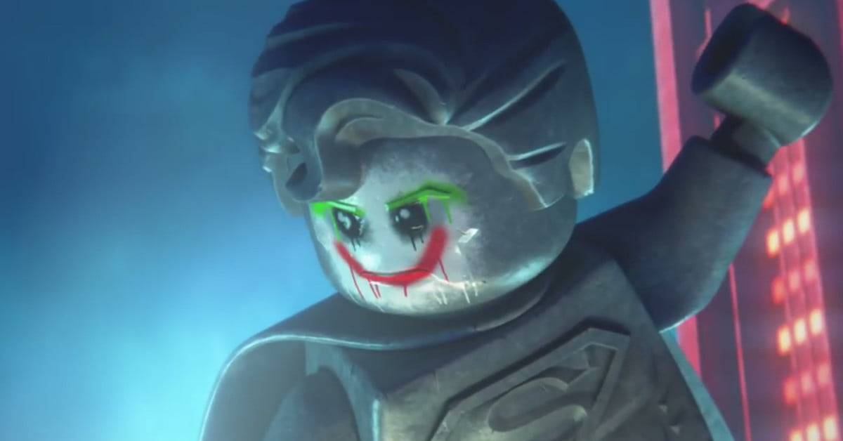 'Lego DC Super-Villains' turns the tables; full trailer on the way