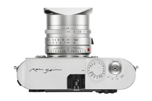 leica limited edition m monochrom signed by ralph gibson 5