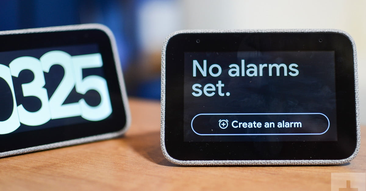 Compare the Lenovo Smart Clock and Echo Spot to find out which alarm clock is right for you
