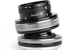 Lensbaby Sweet 80 review
