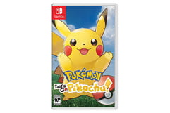 Let's Go Pikachu' hands-on preview