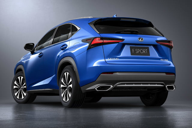 2018 Lexus Nx Compact Crossover