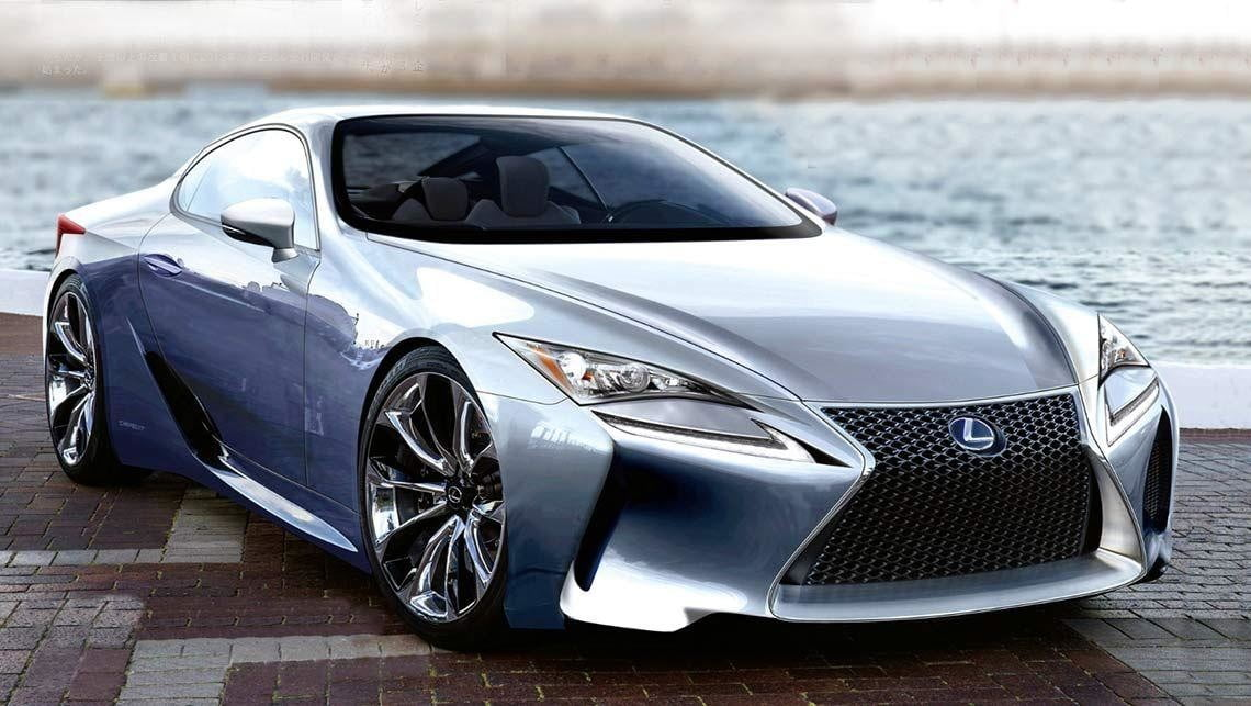 2017 Lexus Sc >> 2017 Lexus Sc To Be Based On Lf Lc Concept Digital Trends