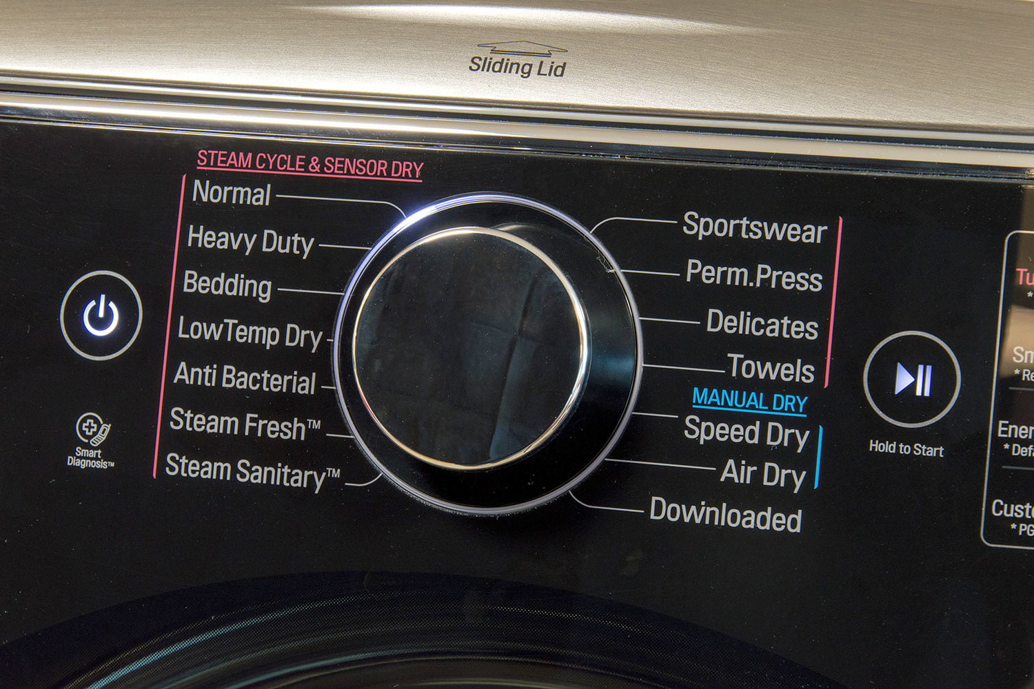 Gas Dryers Vs Electric Whats The Difference Digital Trends Lg Dryer Wiring Diagram