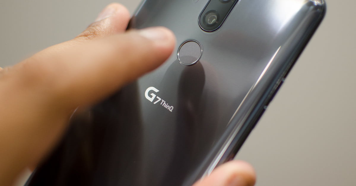 The LG G7 ThinQ Smartphone: News, Specs, Release Date