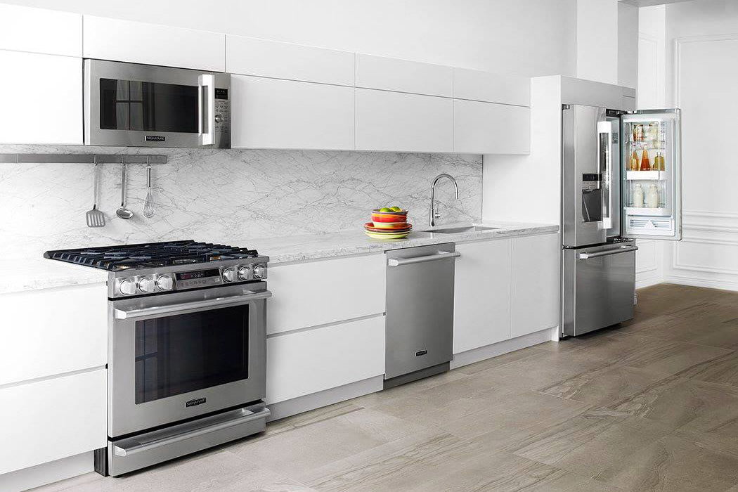 Signature Is a Luxury Smart Appliance Brand from LG | Digital Trends